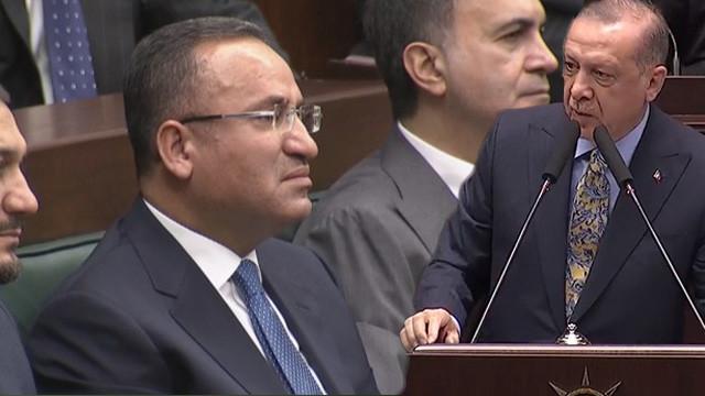 Erdoğan'dan Bahçeli'ye: Yol arkadaşımı ona feda edemem