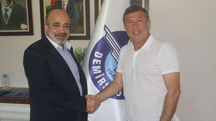 Tanju Çolak Adana Demirspor'dan ayrıldı