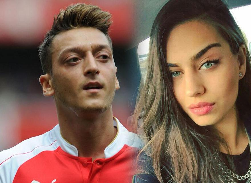 Amine Gülşe'den Mesut Özil'e sosyal medya yasağı !