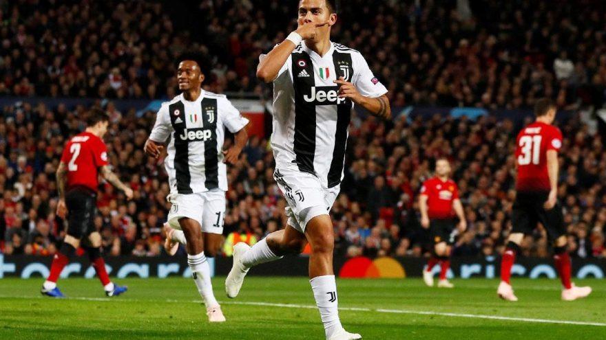 Juventus deplasmanda Manchester United'ı devirdi.