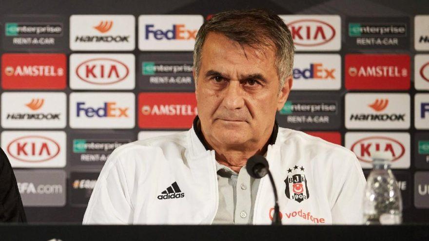 Beşiktaş'ta 3 eksik !