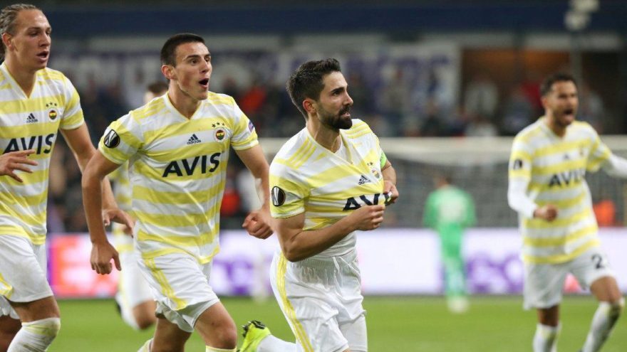 Anderlecht - Fenerbahçe: 2-2