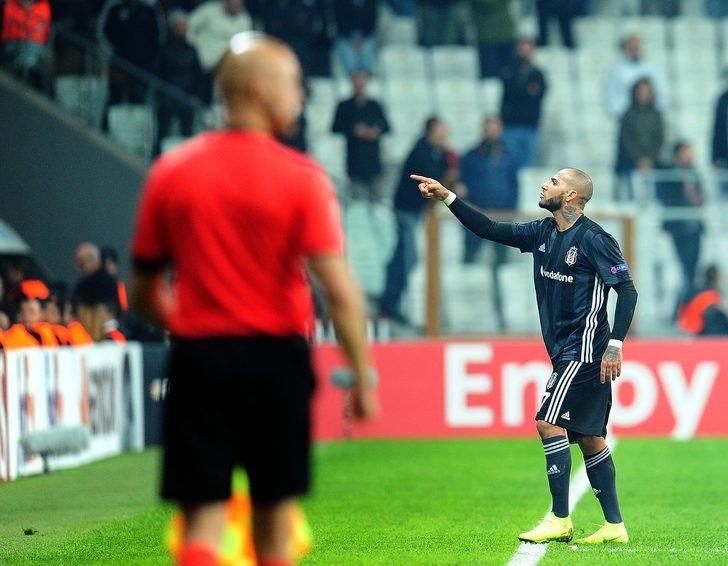 Beşiktaş'ta Ricardo Quaresma depremi