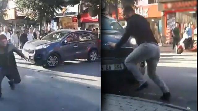 Bakırköy'de yayalara çarpan saldırgan için flaş gelişme