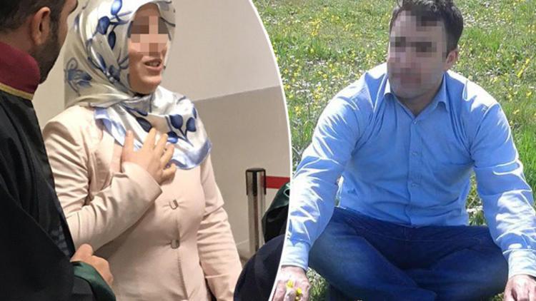 Hamileyken kendisini bıçaklayan eşini tahliye ettirdi