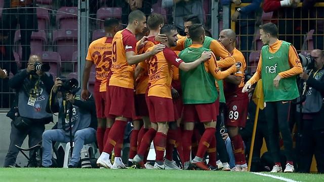 Galatasaray'dan Porto'ya 'ejderhalı' gönderme