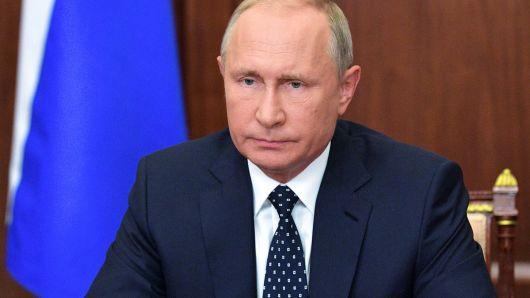 Rusya lideri Putin'den Türkiye açıklaması