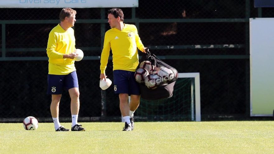 Derbide Fenerbahçe'nin başında kim olacak ?