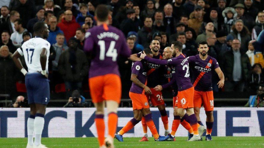 Manchester City zirveyi sevdi !