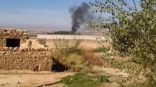 Mehmetçik Fırat'ın doğusuna bomba yağdırdı