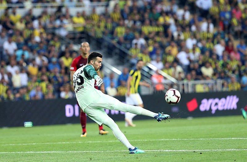Fenerbahçe - Spartak Trnava muhtemel 11'leri
