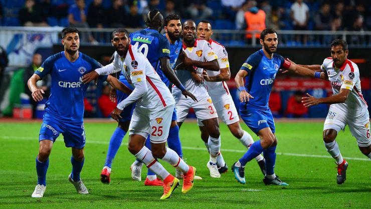 Kasımpaşa'dan Mustafa Denizli'ye hoşgeldin hediyesi: 3-1