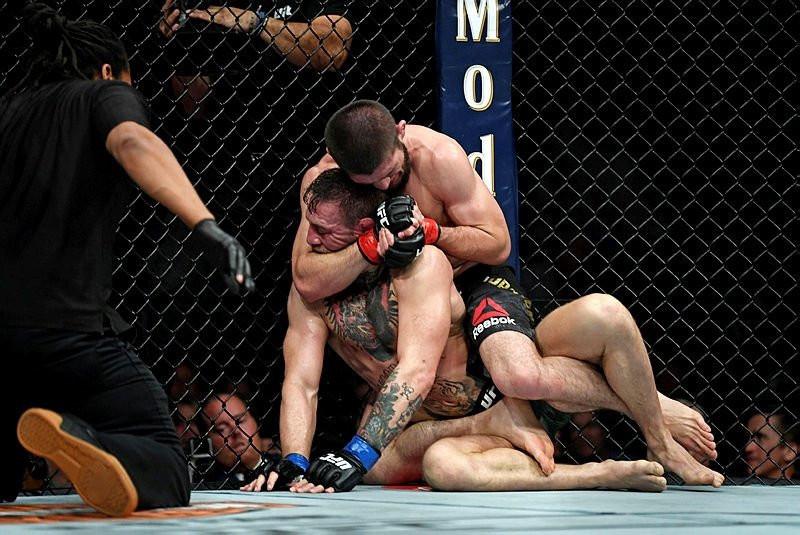 Khabib - McGregor maçının ardından ortalık karıştı