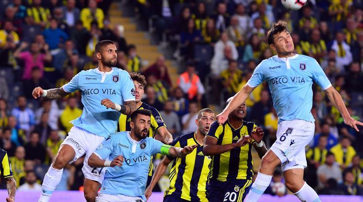 Fenerbahçe - Başakşehir: 0-0