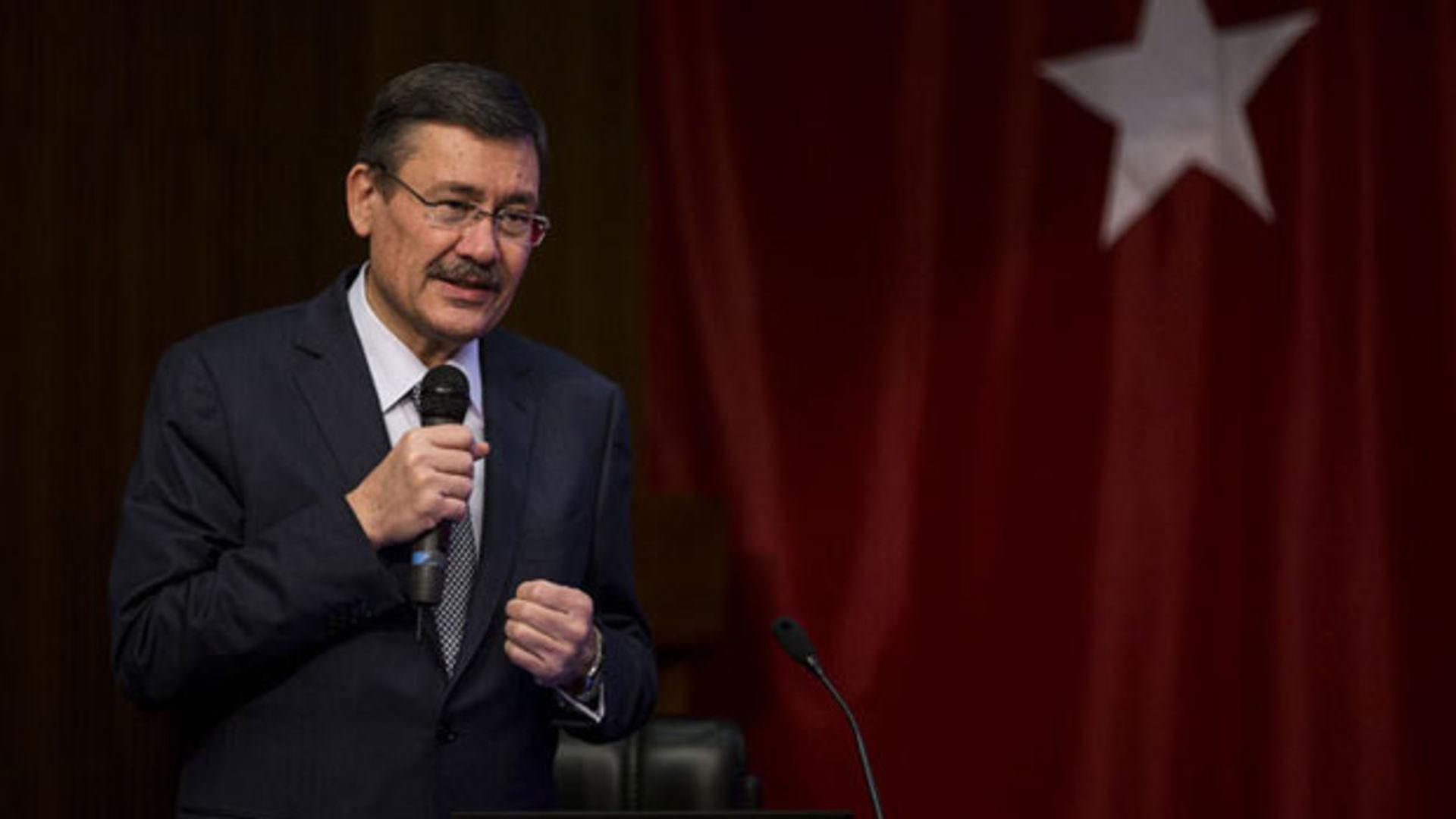 Gökçek, Erdoğan'a Ankara için kimin ismini verdi ?