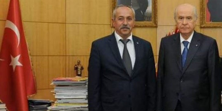 MHP'yi sarsan ölüm