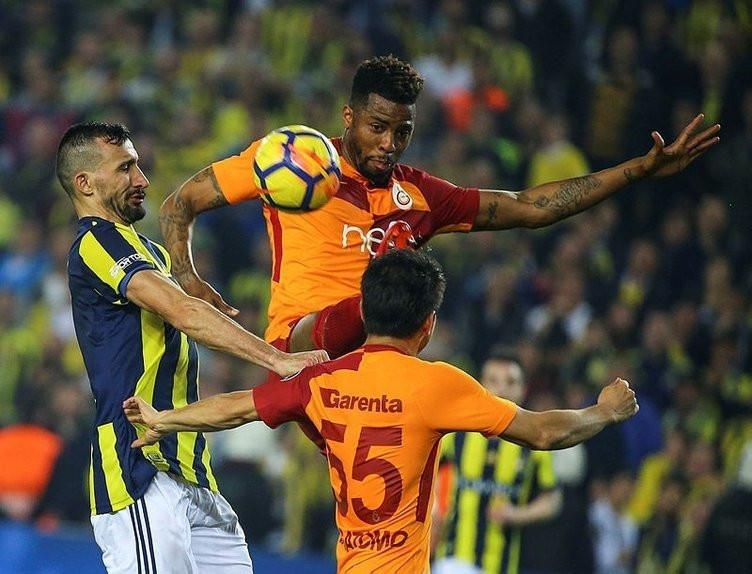 Galatasaray - Fenerbahçe muhtemel 11'ler