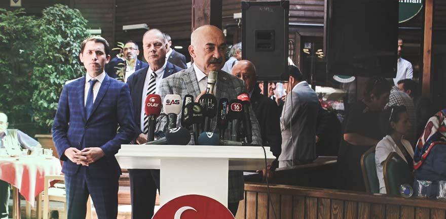 MHP'li isimden Kürtçe paylaşıma fırça