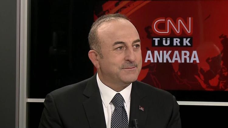 Dışişleri Bakanı Çavuşoğlu: Biz ne gerekiyorsa yaparız