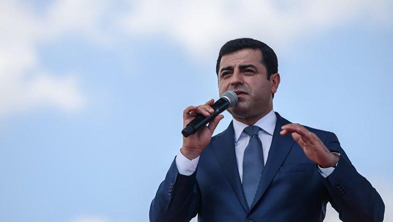 Demirtaş'tan yeni açıklama: ''Baskı başladı''
