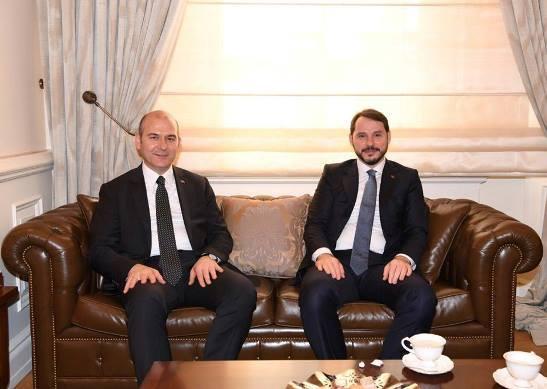 ''Berat Albayrak, Süleyman Soylu'ya tuzak kurdu''