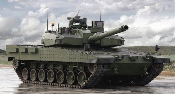 Rusya Altay tankını konuşuyor