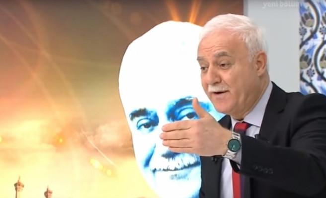 Nihat Hatipoğlu, Erdoğan'ı reddetti