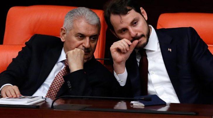 AK Parti'de İstanbul krizi ! Albayrak ile Yıldırım kavga mı etti ?