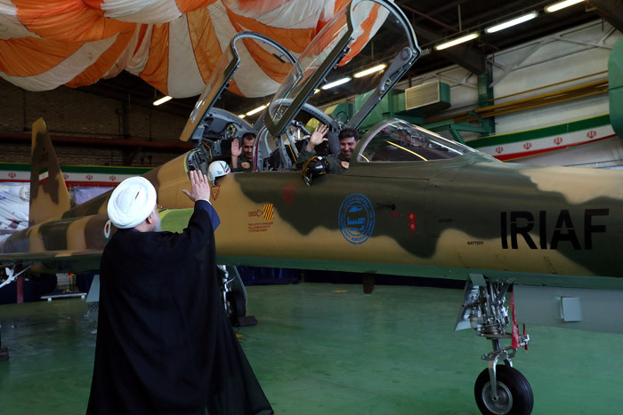 Komşudan yerli savaş uçağı açıklaması