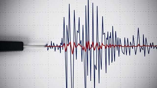 Marmara'da 4.1 büyüklüğünde deprem ! İstanbul'da da hissedildi
