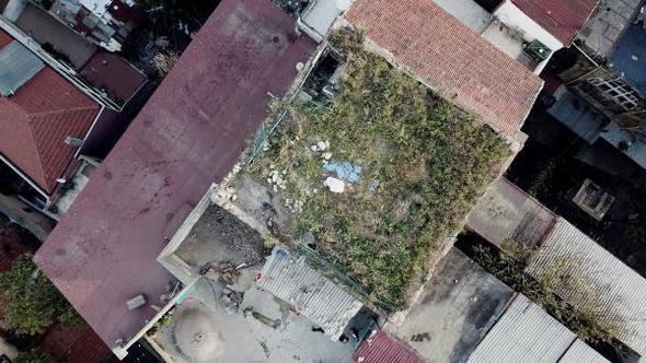 Yer: İstanbul... Kaçak kazıyı görüntüleyen drone'a ateş açtılar !