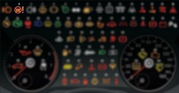 Araçlarda bulunan ikaz lambaları ne anlama geliyor ?