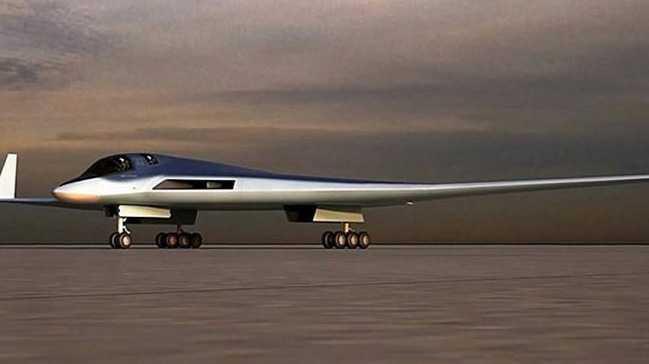 Resmen duyurdu: Geleceğin bombardıman uçağı yapılıyor!