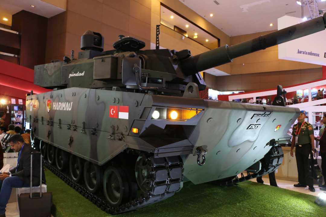 Türk savunma sanayisi Endonezya'da göz doldurdu