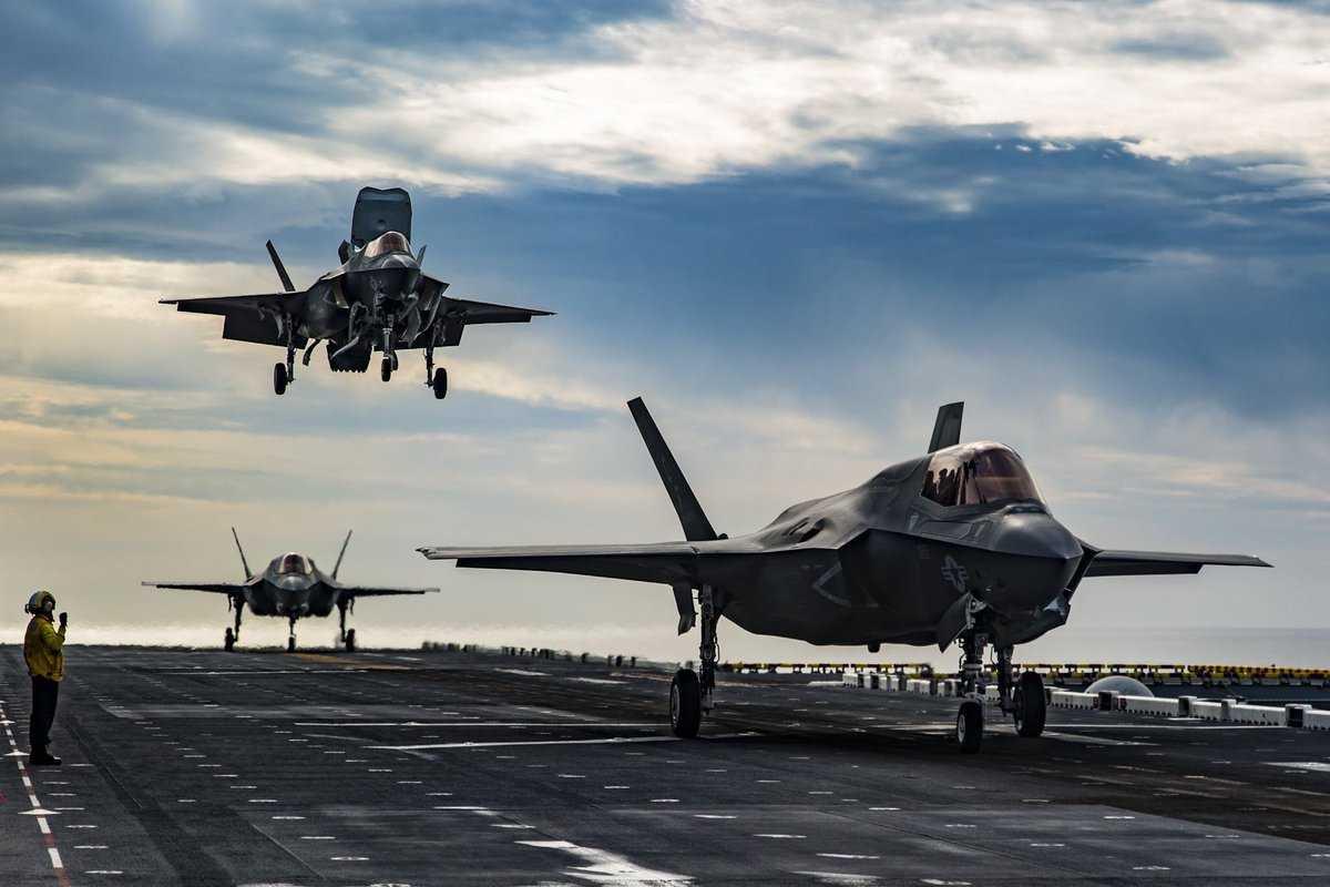 Türkiye hem F-35A hem de F-35B satın alacak