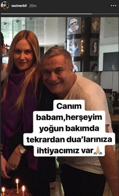 Mehmet Ali Erbil'den haber var ! Kızı ve kardeşi isyan etti
