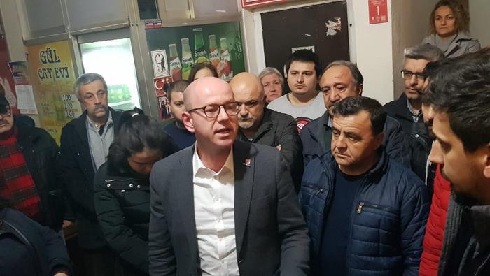 CHP Balıkesir'de ittifak krizi