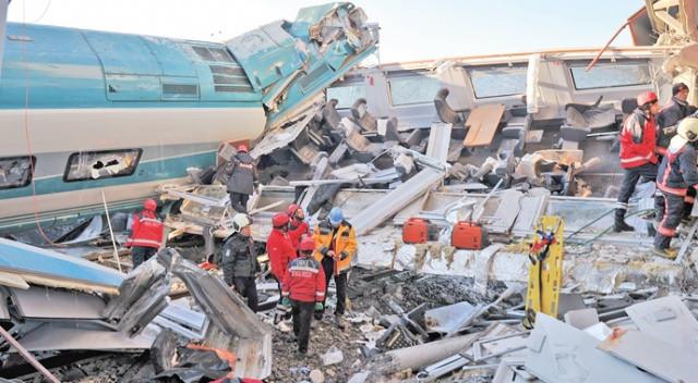 Ankara'daki tren faciasında sabotaj şüphesi