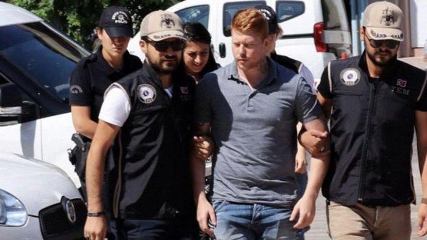 YPG'den yargılanan İngiliz ülkesine kaçmış