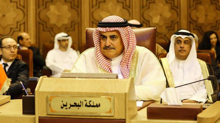 Bahreyn Bakanı'ndan Kudüs kararına destek