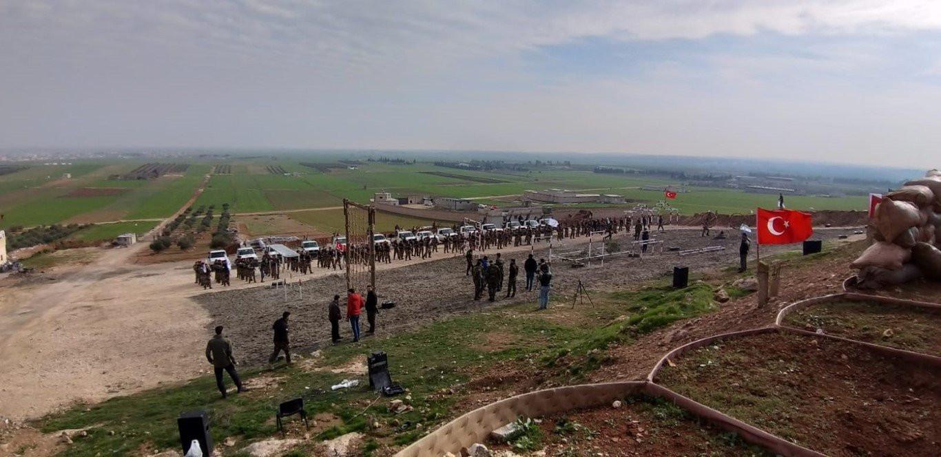 Bordo Bereli Hamza Özel Kuvvetler Tümeni operasyona hazır - Resim: 2