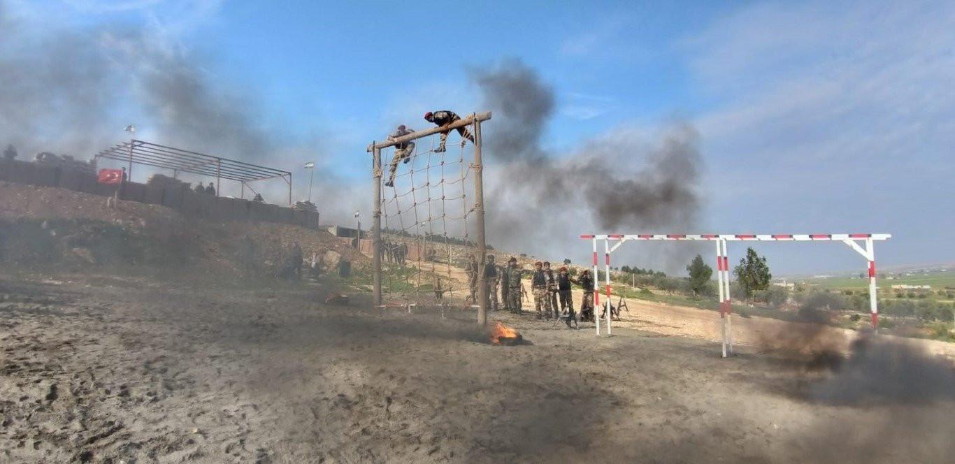 Bordo Bereli Hamza Özel Kuvvetler Tümeni operasyona hazır - Resim: 3