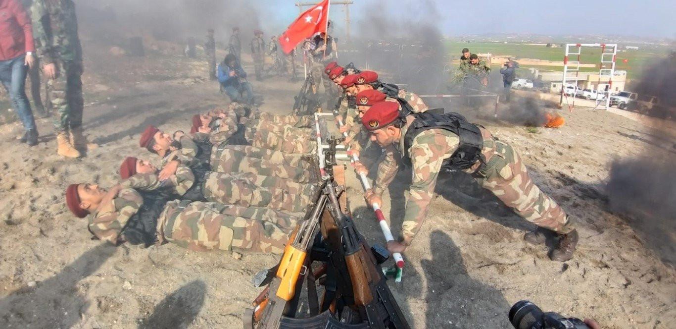 Bordo Bereli Hamza Özel Kuvvetler Tümeni operasyona hazır - Resim: 4