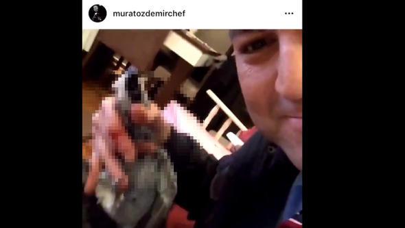 Sosyal medyayı ayağa kaldıran Murat Özdemir'e gözaltı