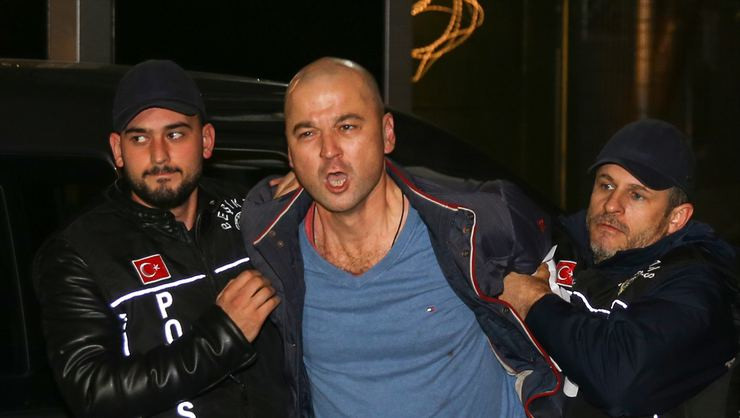 MasterChef Murat Özdemir yeniden gözaltında ! İfadesi ortaya çıktı