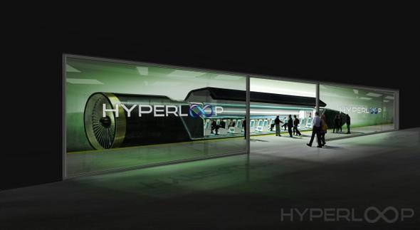 Elon Musk'ın dev yeraltı tüneli açıldı