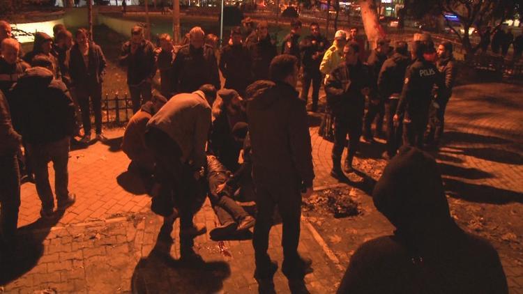 Kadıköy'ü karıştıran taciz ! Sırtından bıçaklandı
