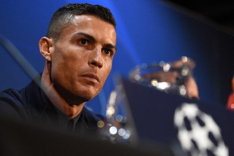 Tecevüzle suçlanan Cristiano Ronaldo'nun ifadesi ortaya çıktı