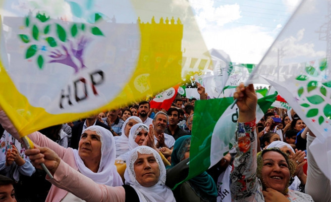 HDP'den yerel seçimler için kararını verdi
