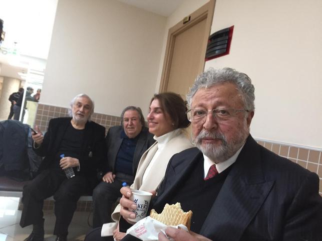 AK Parti'den Metin Akpınar ve Müjdat Gezen için ilk açıklama